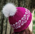 Heart of Hearts Hat