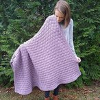 Amethyst Dreams Blanket