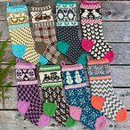 Top Down Christmas Stockings