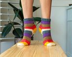 Beginner Felici Knit Socks