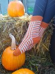 Courtyard Drape Shawl Pattern