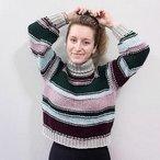 Scripey Sweater
