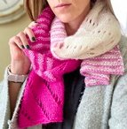 Peppermint Scarf