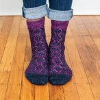 Helix Wiggles Socks