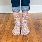 Slanted Socks