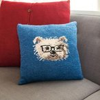 Clever Canine Cushion