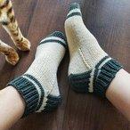 Worsted Sporty Shorty Socks