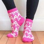 Saguaro Blossom Socks