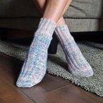 Faded Princess Socks