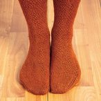 Lazy Saturday Socks