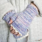Fancy Fingerless Gloves Pattern