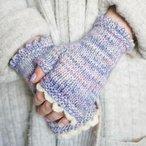 Fancy Fingerless Gloves Pattern