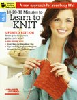 10-20-30 Minutes Learn to Knit