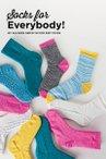 Socks for Everybody!: Patterns for the Beginner Sock Knitter