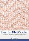 Mini Hook Book: Learn Filet Crochet