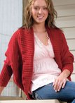 Cozy Cocoon Shrug Pattern