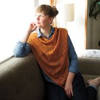 Triangle Cover Shawl Download Pattern