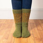 Magical Mosaic Socks Download Pattern