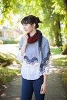 Fall/Winter Seasons Shawl Pattern
