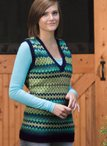 Corrie Vest Pattern Download
