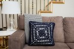 Something Borrowed, Something Blue Accent Pillows