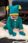 Rocky Road Tassel Hat & Socks