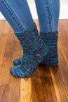 Flowing Rivers Socks