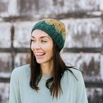Leadlight Hat: Worsted