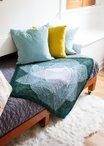 Flower Waves Blanket