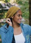 Autumn Harvest Slouch Hat