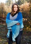 Seashore Shawl: Heavy