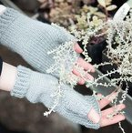 Semplice Fingerless Mitts