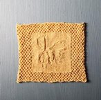 Bee's Knees Dishcloth