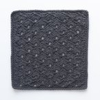 Jazz Age Crochet Washcloth Pattern (free download)