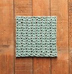 Sloped Lines Dishcloth