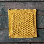 Citrine Washcloth Pattern