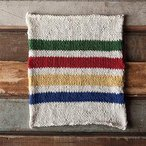 Hudson's Bay Inspired Dishcloth