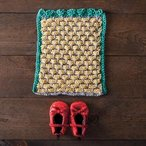 Emerald City Dishcloth