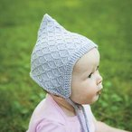 Lattice  Baby Bonnet