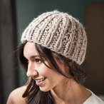 Big Cozy Hat Pattern