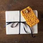 Pocket Aran Gift Card Holder