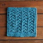 Ripples Dishcloth