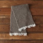 Heirloom Linen Crochet Dishcloth