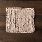 Love Music Dishcloth