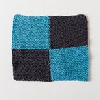 Introduction To Intarsia Dishcloth