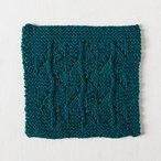 Sea Swells Dishcloth