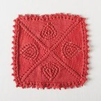 Wildrose Dishcloth