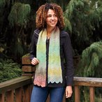 Dreamy Waves Scarf