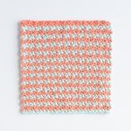 Hipacious Houndstooth Dishcloth