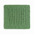 Bamboo Rib Dishcloth